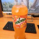 Обзор, отзывы, Напиток газированный безалкогольный Mirinda / Миринда Refreshing вкус апельсина