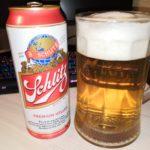 Обзор пива Schlitz Premium Helles, Шлиц Премиум Хеллес (Германия)