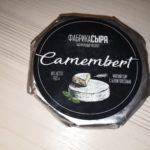 обзор, отзыв, сыр фабрика сыра camembert, мягкий сыр с белой плесенью